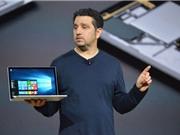 Microsoft ra mắt máy tính bảng Surface Pro 4, laptop Surface Book