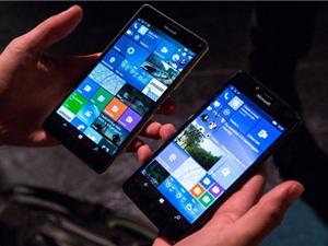 Trên tay Lumia 950, 950 XL và 550