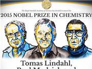 Giải Nobel Hóa học đã có chủ