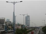 Cháy rừng ở Indonesia, mù khô bao phủ TP HCM