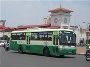 2017: TP.HCM triển khai vé xe buýt điện tử thông minh