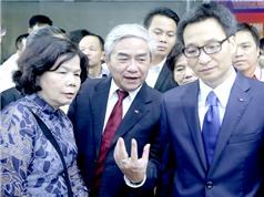"""Bộ trưởng Nguyễn Quân: """"Đã đến lúc không thể che giấu yếu kém về sở hữu trí tuệ"""""""