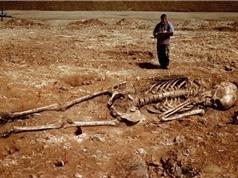 """Phát hiện nghĩa trang """"người ngoài hành tinh"""" ở châu Phi"""