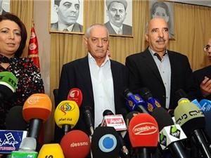Giải Nobel Hòa bình 2015 được trao cho nhóm dân chủ Tunisia