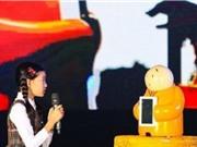 Nhà sư robot giới thiệu Phật giáo
