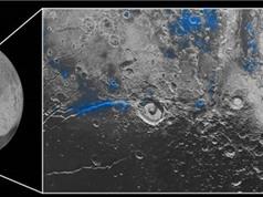 Sao Diêm Vương có nước đóng băng, bầu trời xanh giống Trái đất