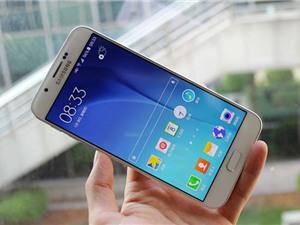 Rò rỉ cấu hình 2 smartphone sắp ra mắt của Samsung