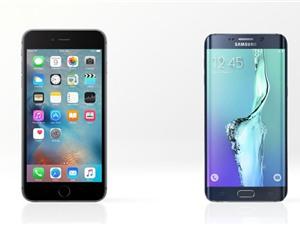 So sánh iPhone 6s Plus và Samsung Galaxy S6 Edge Plus