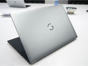 Cận cảnh laptop màn hình 4K, viền siêu mỏng của Dell