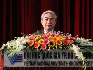 """Bộ trưởng Bộ KH&CN Nguyễn Quân: """"Tôi còn nợ các nhà khoa học"""""""