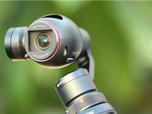 DJI giới thiệu máy quay phim 4K di động cầm tay chống rung Osmo