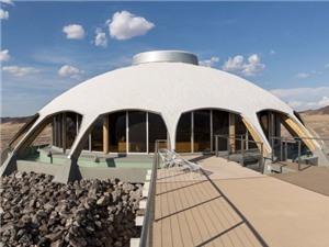 Ngôi nhà trên miệng núi lửa giá 16,8 tỷ đồng
