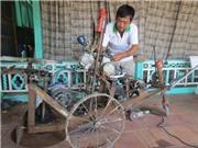 Một nông dân sáng tạo nhận bằng khen của Thủ tướng