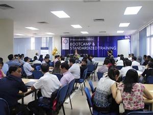 Lần đầu tiên IPP công bố Chương trình đào tạo ToT