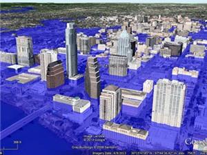 Nhiều thành phố lớn của Mỹ sắp biến mất?