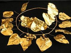 Cổ vật quý trong quần thể mộ quý tộc 2400 năm