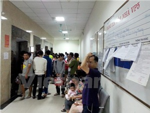 Hà Nội: Cư dân chung cư Linh Đàm lại một phen tá hỏa vì cháy