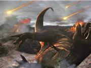 Khủng long tuyệt chủng vì thảm họa kép