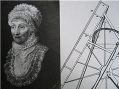 Nhà thiên văn học nữ Caroline Herschel: Chiều cao tính từ đầu lên các vì sao