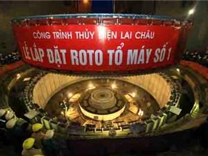 Lắp đặt thành công rotor 1.000 tấn