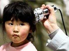 Con số thực về tỉ lệ trẻ em bị ung thư ở Fukushima