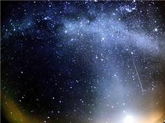Sắp có cơ hội quan sát mưa sao băng Orionids