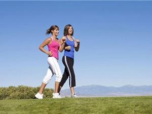 Đi bộ nhanh giúp giảm nguy cơ tử vong vì bệnh tim
