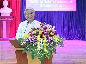 """""""Lào Cai cần làm chủ công nghệ trong sản xuất nông nghiệp chất lượng cao"""""""