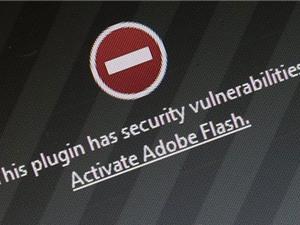 Lỗi bảo mật nguy hiểm trên Flash đã được vá