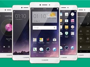 Oppo trình làng smartphone R7s RAM 4 GB