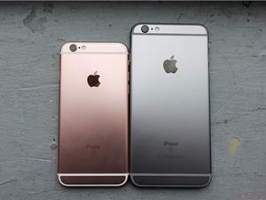 Hơn 7 triệu iPhone 6s và 6s Plus được bán ra ở Trung Quốc