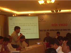 Nhiều chuyên gia lĩnh vực KHCN ưu tiên  sẽ được đào tạo ở nước ngoài