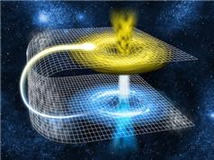 Săn tìm đường hầm xuyên không gian và thời gian trong vũ trụ