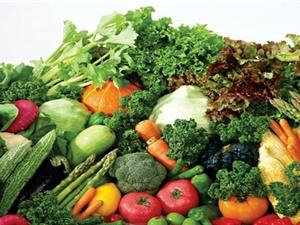 """10 loại rau quả giúp giảm béo bụng """"thần tốc"""" trong một tuần"""