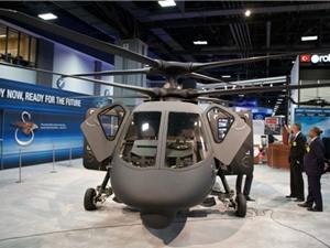 Chiêm ngưỡng trực thăng chiến đấu nhanh nhất thế giới