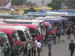 Thí điểm ứng dụng KHCN quản lý vận tải hành khách