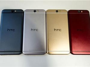 Cận cảnh vẻ đẹp của HTC One A9
