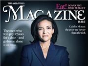 Giám đốc Facebook - Nữ doanh nhân công nghệ quyền lực nhất thế giới