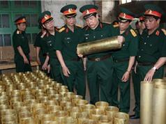 Đại tướng Phùng Quang Thanh: Không gian mạng gần như là bỏ trống