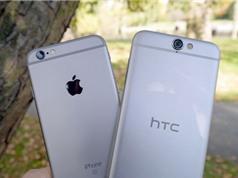 HTC tố Apple ăn cắp ý tưởng
