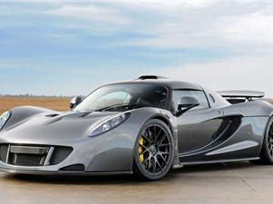 Top 10 xe hơi nhanh nhất thế giới