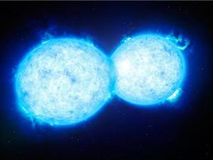 Phát hiện hệ sao nhị phân khắc nghiệt và kỳ lạ nhất hành tinh