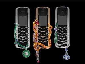 Top 10 điện thoại đắt giá nhất thế giới