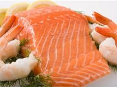Những món hải sản ăn vào có thể gây bệnh