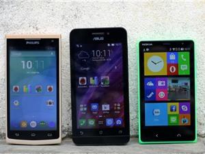 Smartphone tốt giá rẻ ồ ạt về Việt Nam dịp cuối năm