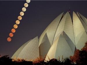 Thế giới đón siêu trăng cuối cùng trong năm