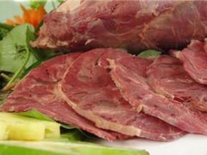 WHO cảnh báo nguy cơ ung thư từ thịt chế biến