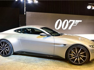 Cận cảnh siêu xe được James Bond sử dụng trong phim Spectre