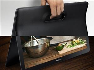 """Samsung chính thức ra mắt máy tính bảng màn hình """"khổng lồ"""""""