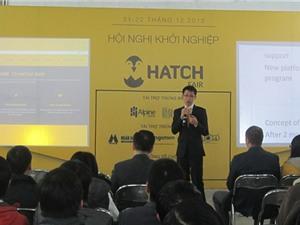HATCH! FAIR 2015& IPP MIDTERM DEMO: Ngày hội của các doanh nghiệp khởi nghiệp